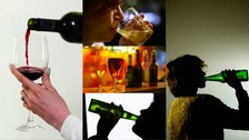 The North East has a rate which is 22% higher than the national average for alcohol related deaths.