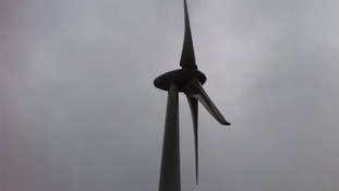 Windmill at Delabole