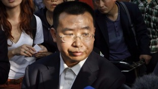 Human rights lawyer Jiang Tianyong is in prison, accused of 'subversion'