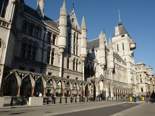 Court of Appeal at Royal Courts of Justice in London