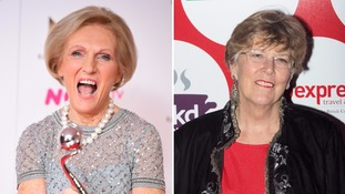 Prue Leith 'to replace Mary Berry' on The Great British Bake Off