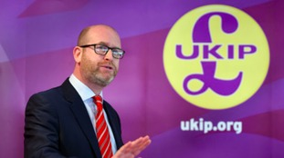 "Watch: Ukip leader ""very sorry"" for Hillsborough lies"