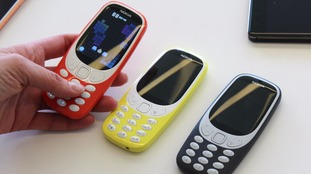 The new Nokia 3310 phones