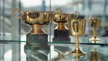 The coveted Gold Cup