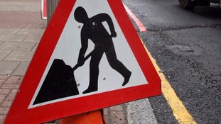 Watch out for roadworks