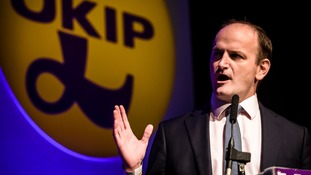 UKIP's only MP Douglas Carswell quits to become independent