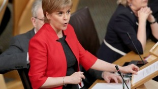 Sturgeon will press the case for a referendum today