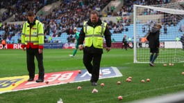 Coventry City are relegated to League Two