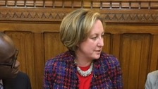 MP for Berwick-upon Tweed, Anne-Marie Trevelyan