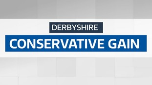 Local elections: Derbyshire - Conservative gain