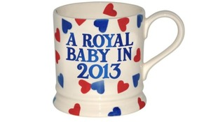 The Emma Bridgewater commemorative mug