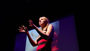 TV presenter and author Alice Roberts, an expert in anatomy and anthropology, is Professor of Public Engagement in Science at the University of Birmingham.