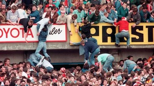 The Hillsborough Disaster was in April 1989