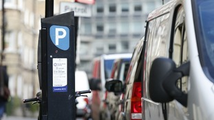 Diesel drivers in central London hit with £2.45 'D-charge' bill.
