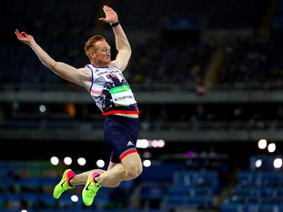 Greg Rutherford won't defend his world title in London next month.