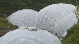 Eden Project is most popular attraction in South West