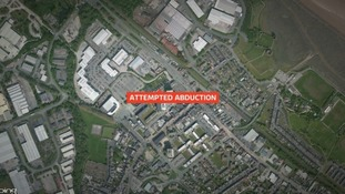 Man in court over attempted abduction of 4-year-old