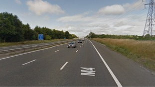 Anouska Paterson died in a collision on the M4.