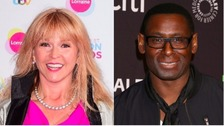 Toyah Willcox and David Harewood