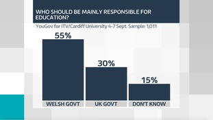 30% want UK Government in charge