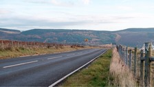Maerdy Mountain Road