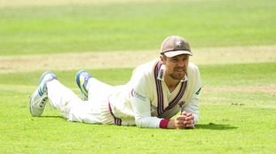 James Hildreth plays for Somerset County Cricket Club.