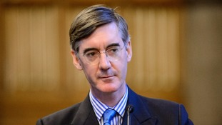 Jacob Rees-Mogg spoke out against opposing the Budget.