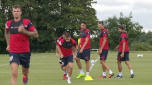 Bristol City Training