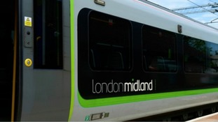 London Midland services disrupted due to slipper conditions