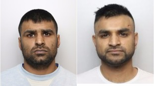 Akaf Hussain, aged 31 and Imran Hussain, aged 27