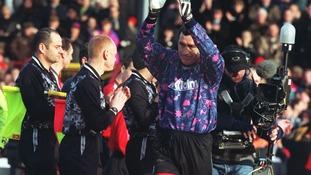 Paul's beaten the record held by former England goalie Peter Shilton