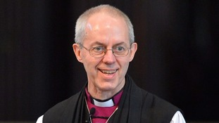 The Archbishop of Canterbury said no one should be bullied due to their sexual or gender identity.