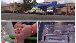 Glenfield Children's Heart Unit saved