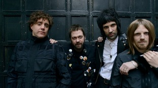 Kasabian will play Thetford Forest next summer