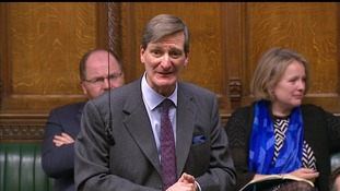 Dominic Grieve during day seven of the Bill's committee stage.