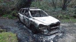 Skeletal remains found in burnt-out car in Guernsey