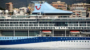 TUI Cruise ship