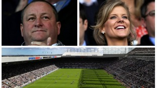 Newcastle United remains up for sale