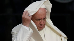 The Pope's Latin America trip has at times been awkward
