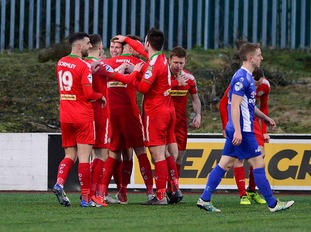 Cliftonville Coleraine