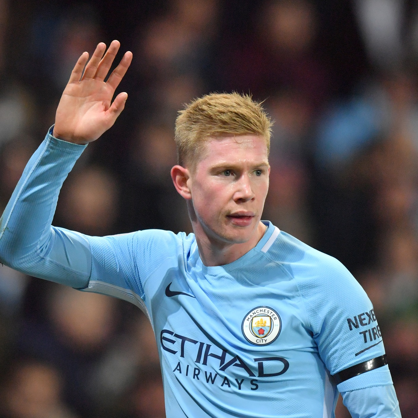 Kevin De Bruyne Has Signed A Deal With Manchester City