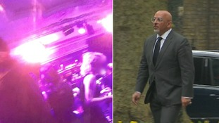 Nadhim Zahawi admitted he had attended the gala.