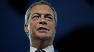 Nigel Farage accused the Government of preparing to water down withdrawal.