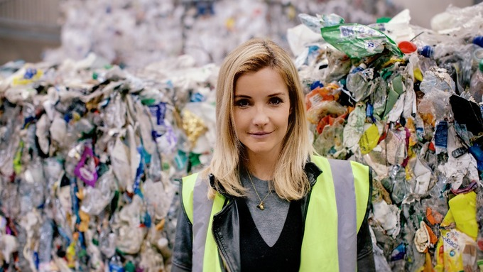 Plastic: Can You Live Without It? will be on ITV on 15th February at 7:30pm
