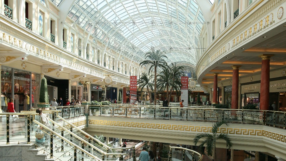 Manchester's Trafford Centre to be renamed in £25m rebrand ...