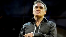Vegan Morrissey has banned meat from his gig at Newcastle Arena