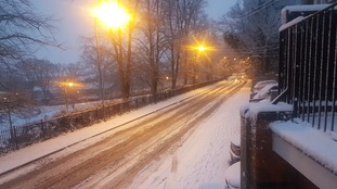 Wintry weather forces hundreds of schools to close in the Anglia region