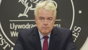 Carwyn CP press conf