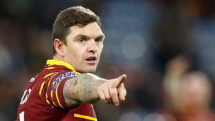 Danny Brough extends stay at Giants