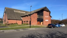 A 40-year-old was assaulted outside Hope House Community Church in Sunderland.